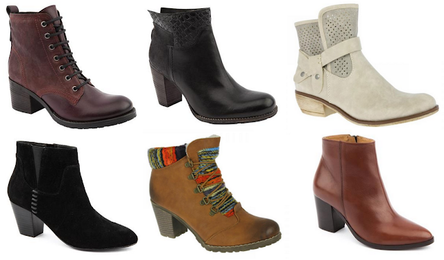 Jones Bootmaker & Rieker Boots Wishlisted Boots!