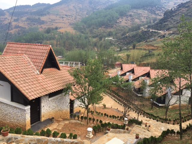 Những khu resort đang hình thành ở Sapa