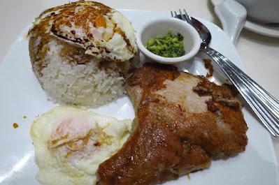 Tai Hing, pork chop rice