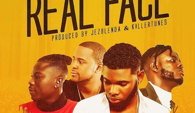 MUSIC: Jez Blenda X Stonebwoy, DJ Xclusive & Yung L – Real Face