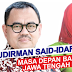 Hasil Quick Count Pilkada Jawa Tengah Sudirman-Ida 50,12%, Ganjar-Taj 49,88%