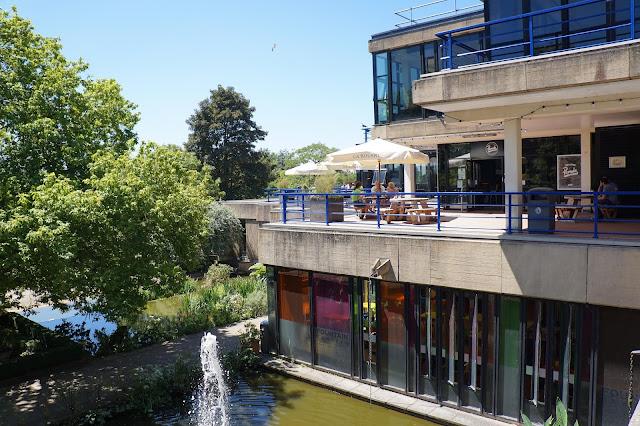 Bath University Bar
