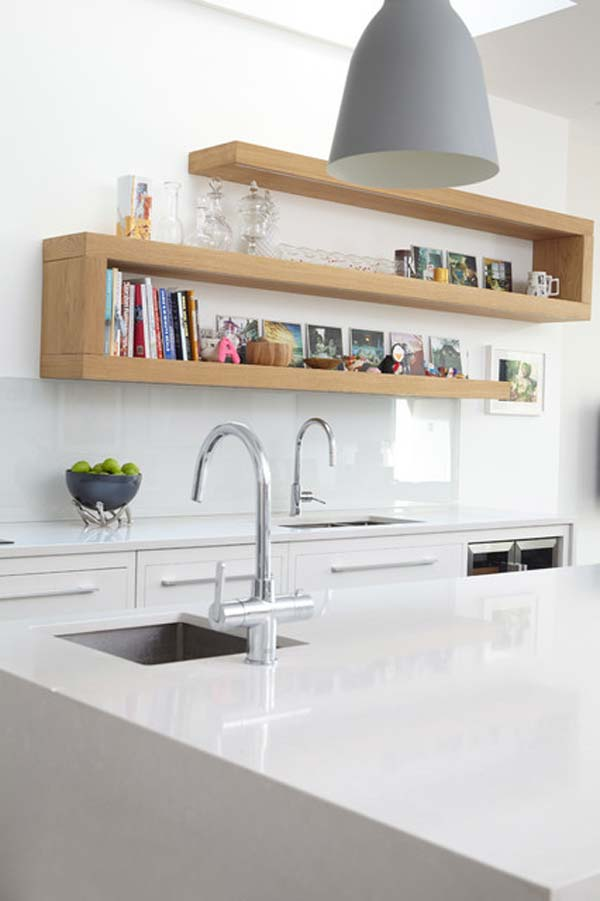 Creative And Practical Shelving Ideas For Your Kitchen