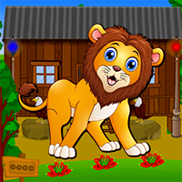 AVMGames Rescue The Forest Lion