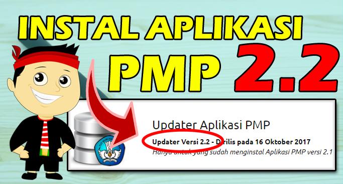 Aplikasi Pmp Versi 2 2 Dapodik Bangkalan