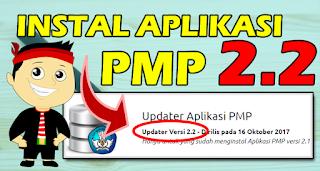 Aplikasi PMP Versi 2.2