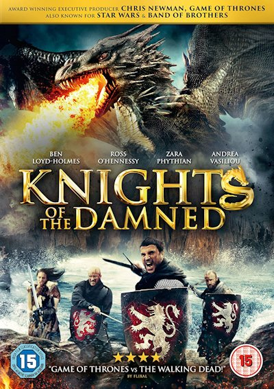 Knights of the Damned - UK DVD
