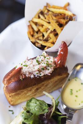 restaurant les pinces homard paris vintage branche