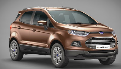 New 2016 Ford EcoSport SUV image