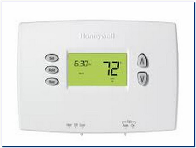 Lowes Digital Programmable Thermostat