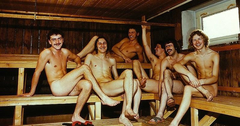 Nude In Sauna Pics