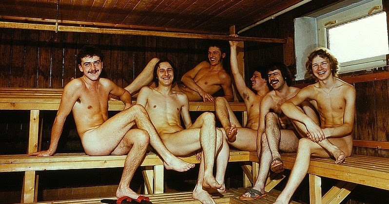 Remarkable, nude sauna in germany are