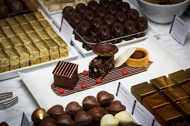 gourmet belgian chocolate