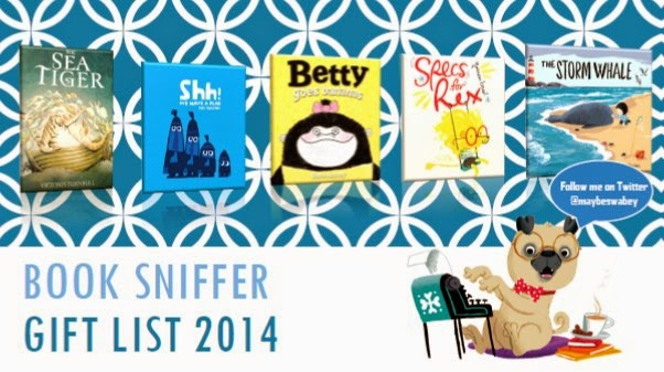 Book Sniffer gift list 2014