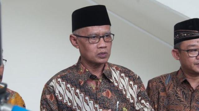 Ketum PP Muhammadiyah: Pemilu Jangan Membuat Retak Bangsa