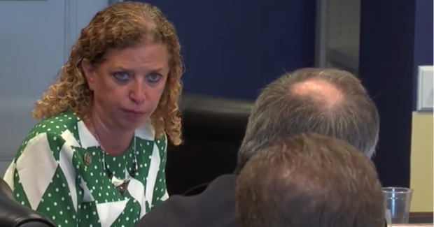 REAL OBSTRUCTION OF JUSTICE: Wasserman Schultz Threatened Cops for Pursuing Her IT Staff Hackers