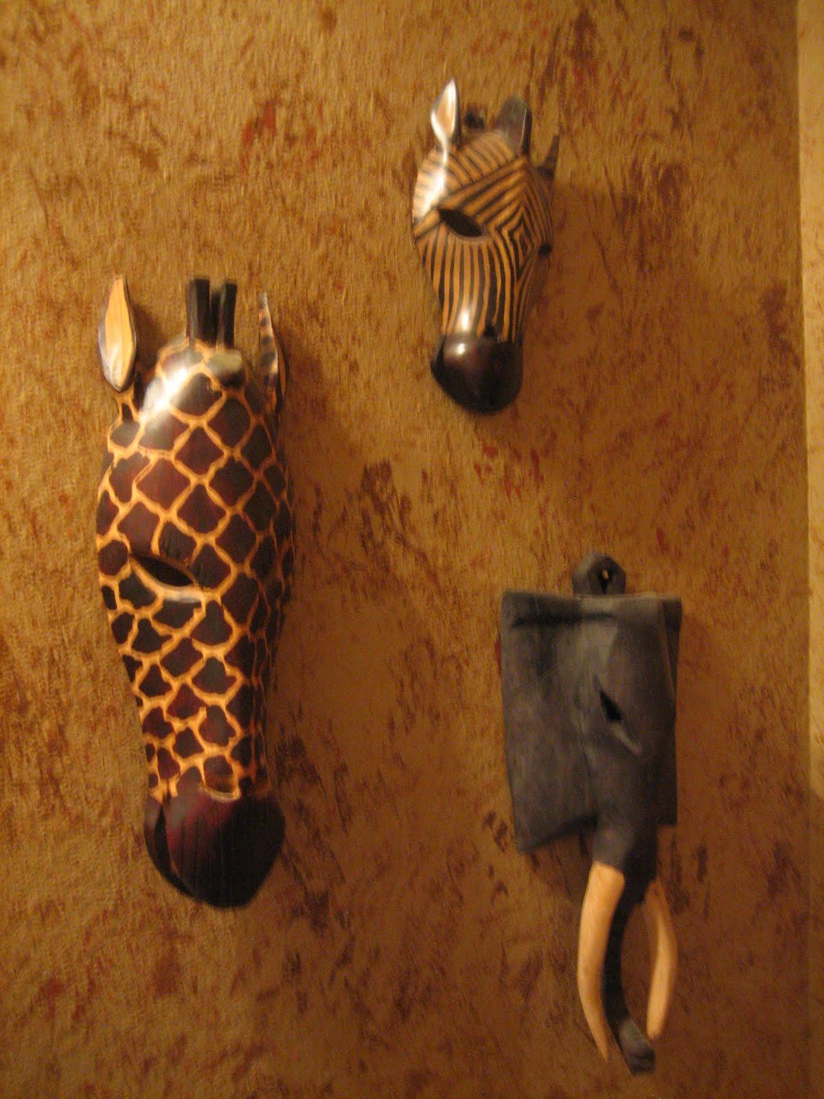 African bathroom decor - African Theme Bathroom Design Ideas Pictures Remodel Decor