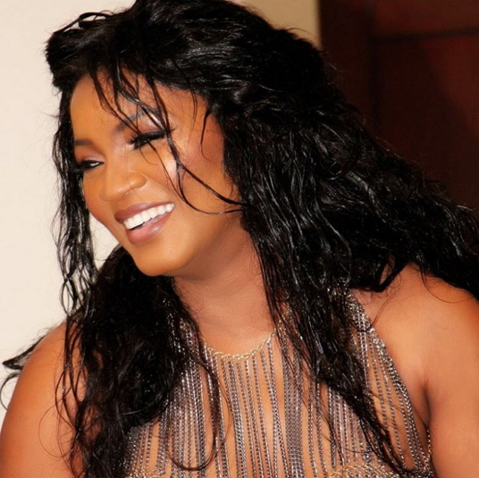 omotola jalade marks 38th birthday