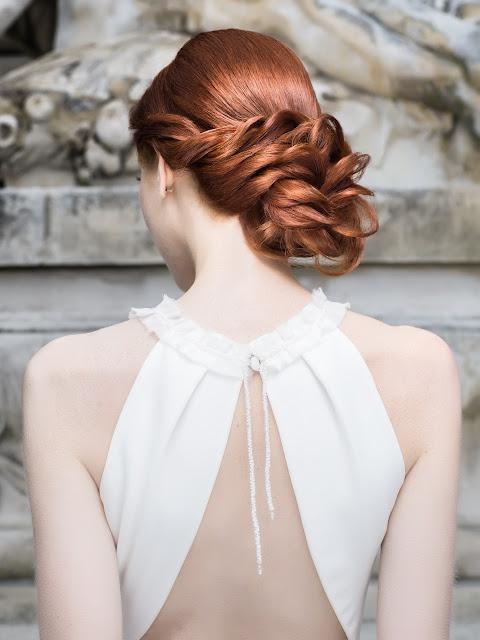 créatrice de robe de mariage@fanny Liautard Paris