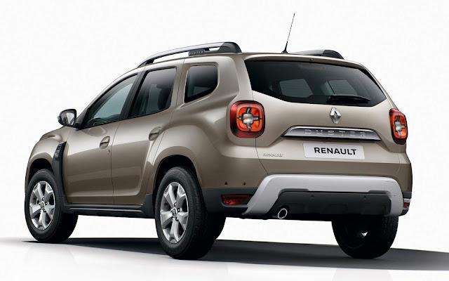 Novo Renault Duster 2018
