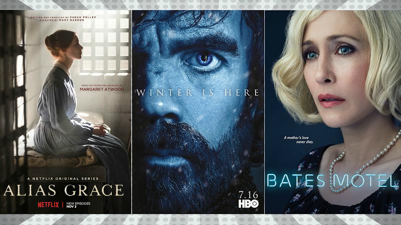 Best of 2017 TV: 'Bates Motel,' 'GoT,' 'Alias Grace,' 'Reign' & More