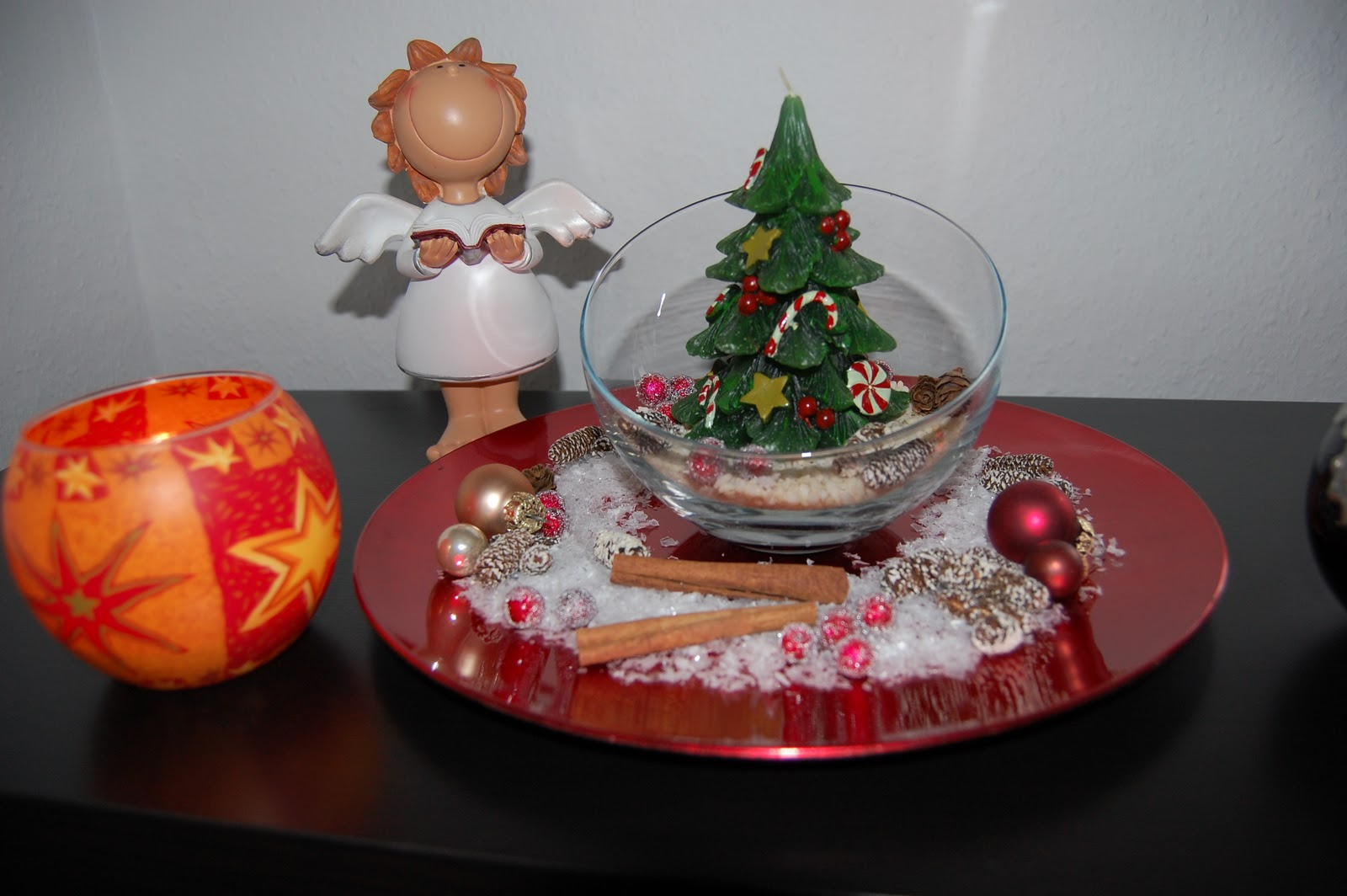 Weihnachtsdeko Küchentisch Lina 39s Fairy Tale Advents Bloggerserie 2 Advent