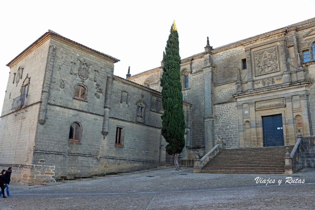 Casas consistoriales altas, Baeza