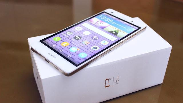 кращі китайські смартфони: Huawei P8 Lite