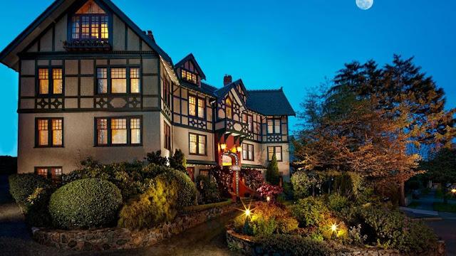 Hotel Abigail's em Victoria