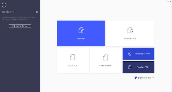 Descargar Wondershare PDFelement Pro Full