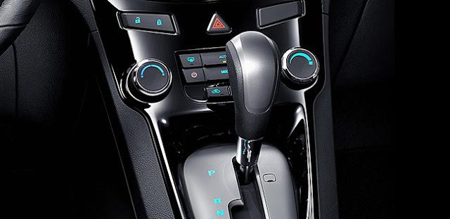 Chevrolet Orland LTZ được trang bị hộp số tự động 6 cấp