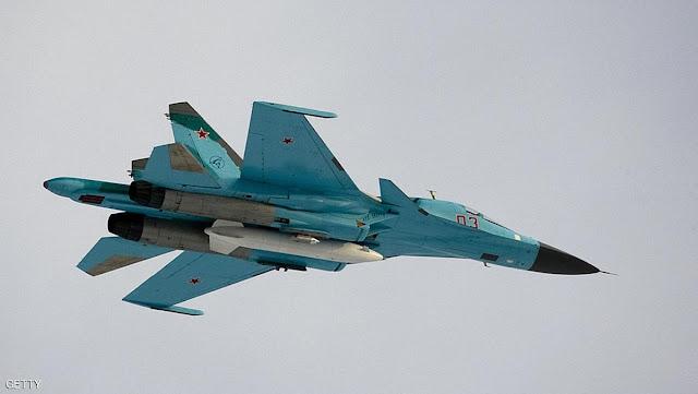 بوتن يبحث - قوة جوية دائمة - بسوريا بعد الضربة