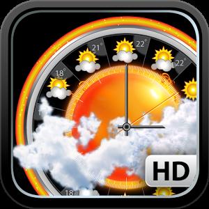 تطبيق رصد حالة الطقس eWeather HD with Future Radar v7.8.3 النسخة المدفوعة logo