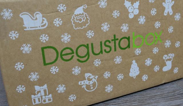 Degustabox November '16