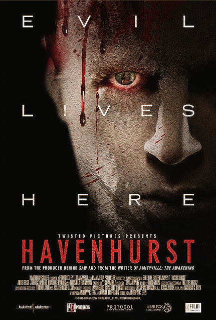 Sinopsis Film Horror Havenhurst (2016)