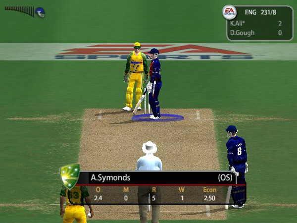 Cricket 2005 download.