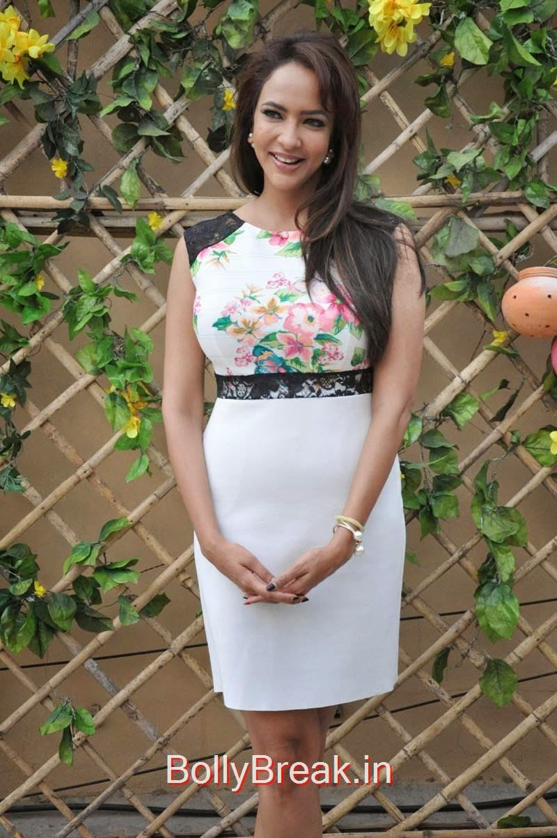 Manchu Lakshmi images, Actress Manchu Lakshmi hot HD Pics in Short Dress from Dongaata Movie