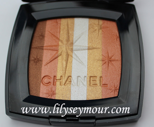 Chanel Lucky Strikes Irridescent Highlight Powder