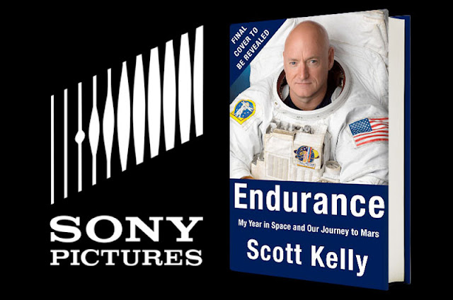 Endurance - livro do astronauta Scott Kelly