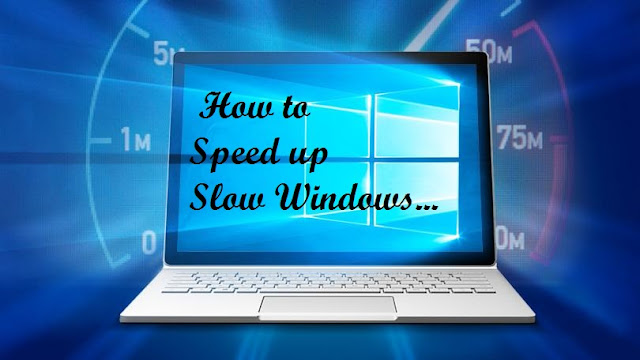 How to speed up your slow Pc/laptop | Windows 10