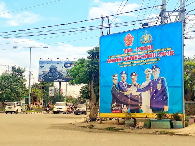 Dukungan Olahraga terbesar se-Asia dari Kota Palu