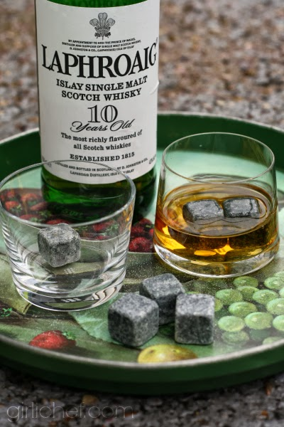 On Whisky Stones, Tumblers, and Finding that Perfect Gift... {An @UncommonGoods #giveaway} | www.girlichef.com