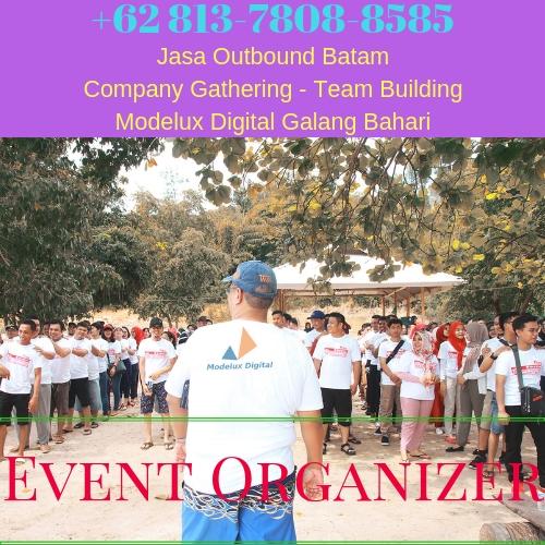 Outbound Batam Jasa Company Gathering Team Building Perusahaan