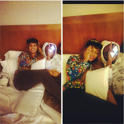 ice prince and new girlfriend enzo