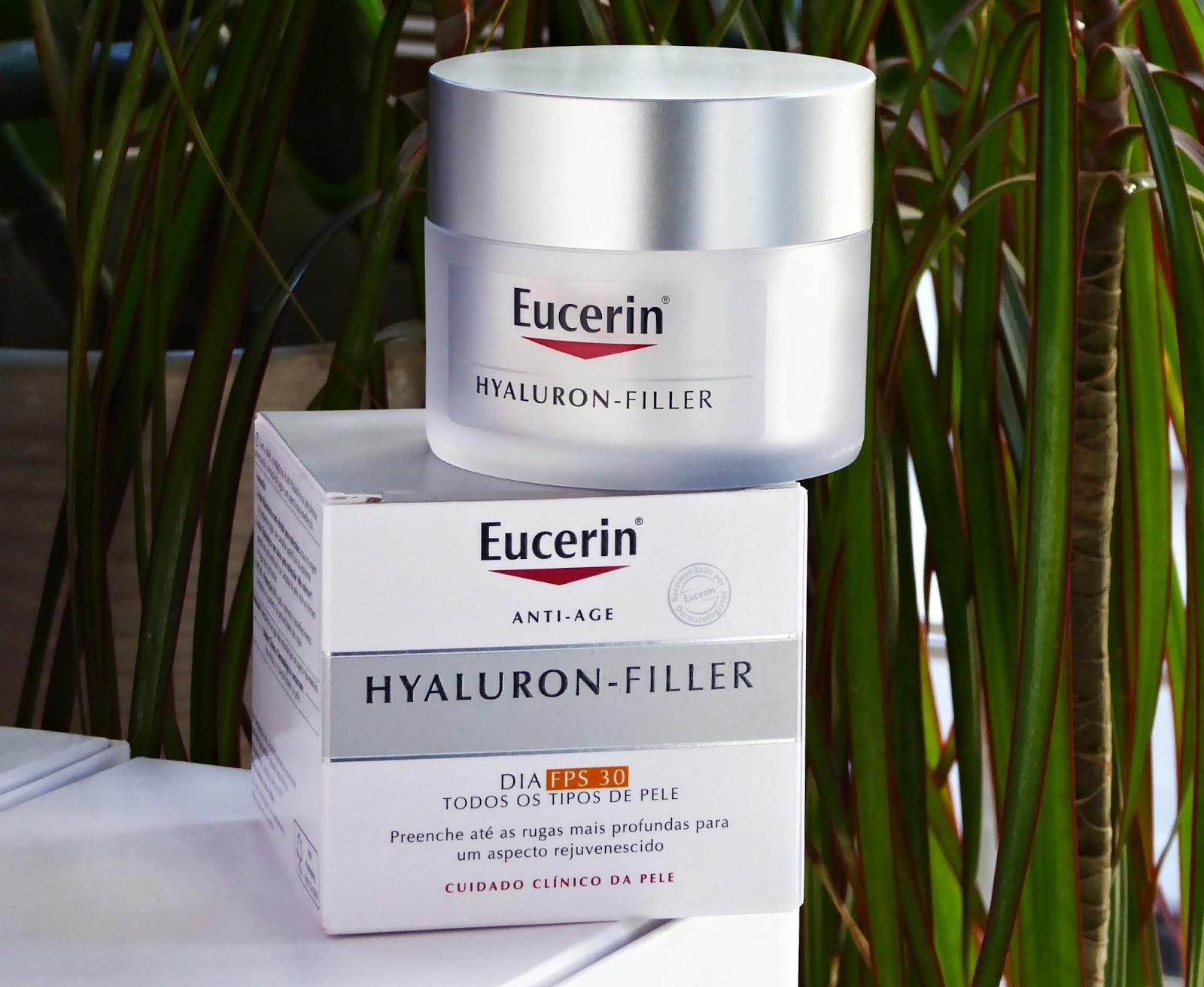"Crema facial Hyaluron Filler SPF 30 de Día de Eucerin, ¿la revolución anti arrugas"""