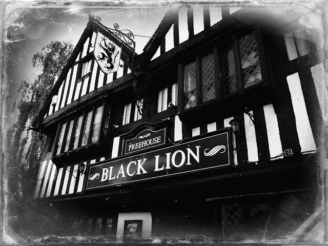 The Black Lion Inn - Bishops Stortford