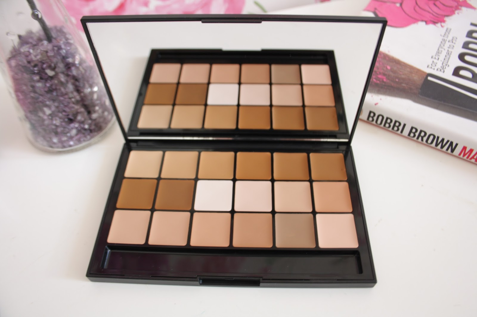 REVIEW | RCMA VK 11 Palette | Girlsgotaface | Bloglovin'