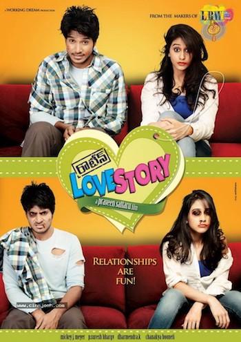 Routine Love Story 2012 Dual Audio Hindi Movie Download