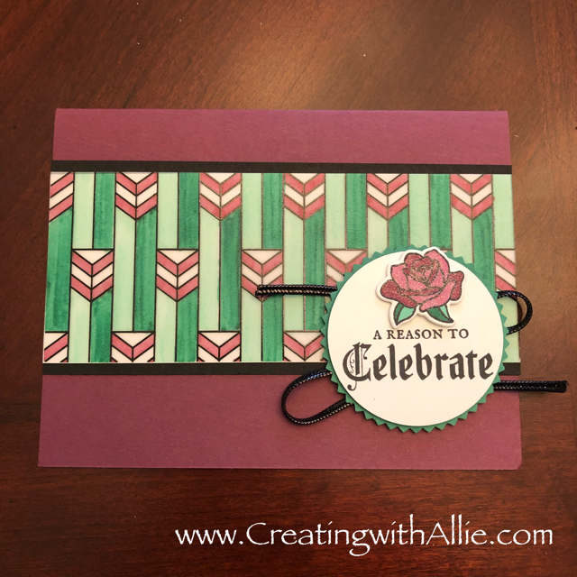Check out the blog post showcasing several samples using Stampin Up's Graceful Glass suite  Youll love how quick and easy these are to make!  www.creatingwithallie.com #stampinup #alejandragomez #creatingwithallie #videotutorial #cardmaking #papercrafts #handmadegreetingcards #fun #creativity #makeacard #sendacard #stampingisfun #sharewhatyoulove #newcatalogrocks #gracefulglasssuite