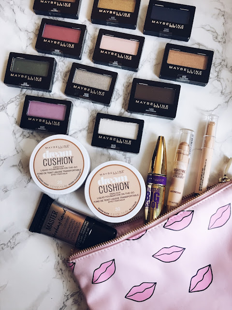 Maybelline Dream Cushion Review